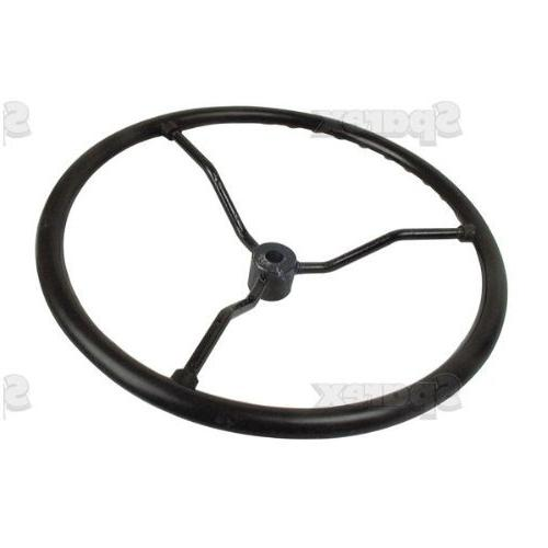 tractor steering wheel steel spoke