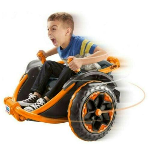 POWER Wild 360 Spinning Vehicle,