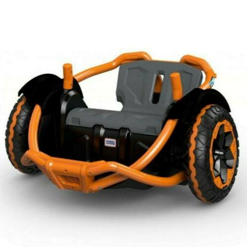 POWER Wild 360 Vehicle, Orange