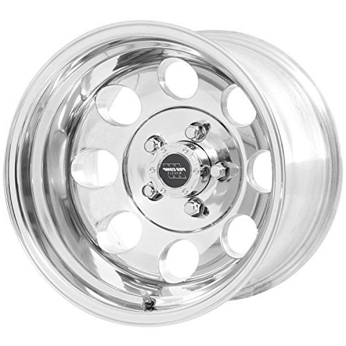 series 69 wheel with polished finish 15x8