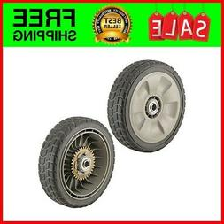 Lawn Mower Rear Wheel 8 Inch Set Of 2 Lawnmovers Parts 42710