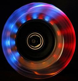 LED Light Up Scooter Wheel 100mm with ABEC 9 Bearing Razor R