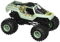 Hot Wheels Monster Jam Soldier Fortune Vehicle, 1:24 Scale
