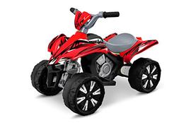 Kid Motorz Xtreme 6 Volt Quad Powered Ride On - Red