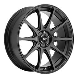mr127 satin black wheel 17x8 5x114 3mm