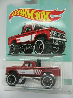 NEW! HOT WHEELS 70 DODGE POWER WAGON American Truck Series