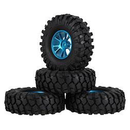 Mxfans 106mm OD RC 1:10 Rock Crawler Simulation Rubber Tires