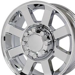 OE Wheels 20 Inch Fits Ford F250 F350 Super Duty Style FR78
