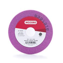 "Oregon OR4125-316A Grinding Wheel, 4 1/8"" x 3/16"""