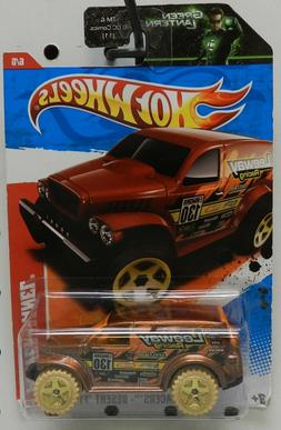 POWER PANEL TRUCK SUV LEEWAY RACING 186 BRONZE DC DODGE BOYS
