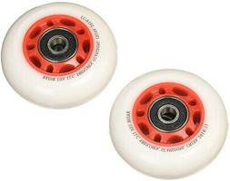 powerwing flashrider 360 replacement rear wheels red