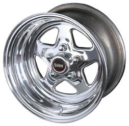 Weld Racing Pro Star 96 Polished Aluminum Wheel