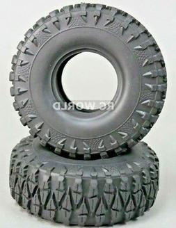 RC 1/10 Rubber TRUCK Tires SUPER CLAWS 1.9 ROCK CRAWLER Whee