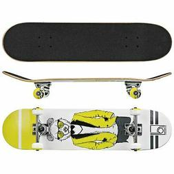 Roller Derby Rd Deluxe Series Skateboard Mr. Bear, Multi, 31