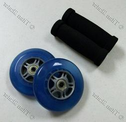 Replacement Set for Razor Pro Scooter 100mm Wheels, Bearings