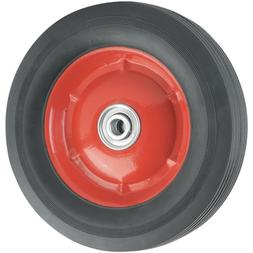 Replacement Wheel with Offset Steel Hub  - 8-Inch x 1-3/4-In