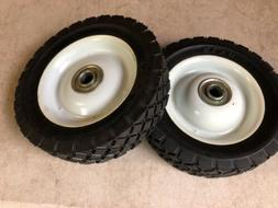 "Replacement Wheels for Hand Trucks & Dollies 6"" x 1.5"" Ball"