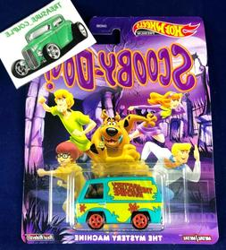 Hot Wheels - SCOOBY-DOO - The MYSTERY Machine - POP Culture