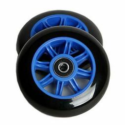FREEDARE Scooter Wheels 100mm for Scooter Replacement Wheels