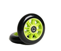 scooter wheels 100mm for scooter replacement wheels