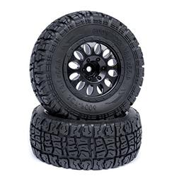 "PR Racing SCT-P006 2.2""/3.0"" Short Course Truck Tires with F"