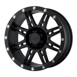 Pro Comp Alloy 7031-6865 Xtreme Alloys Series 7031 Black Fin