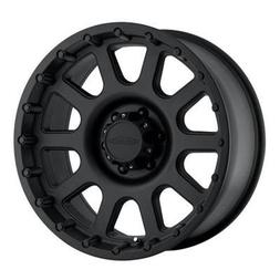 series 32 wheel with flat black finish