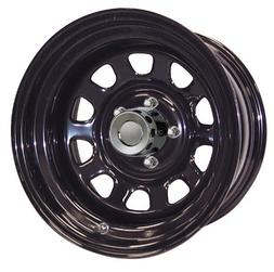 Pro Comp Steel Wheels Series 52 Wheel with Gloss Black Finis