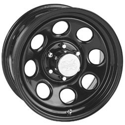 Pro Comp Steel Wheels 97-7866 Rock Crawler Series 97 Black M