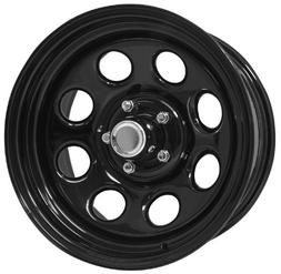 Pro Comp Steel Wheels Series 98 Wheel with Gloss Black Finis