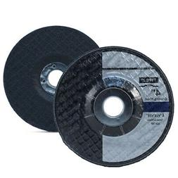 Set Grinding wheels Aluminum oxide 24 grits For Right angle