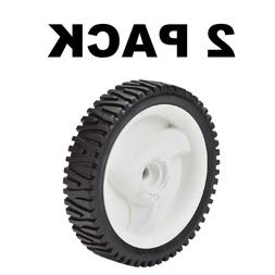 set of 2 drive wheels for craftsman