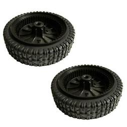 Set of  Mower Drive Wheels for 700953 532193144 150340 19314