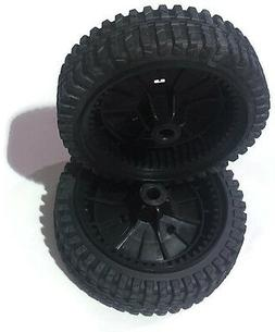 Set of 2 Mower Drive Wheels for 180775 532180775 Oregon 72-0