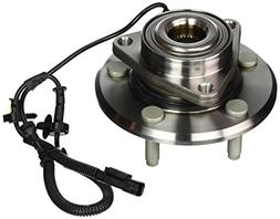 Timken SP500101 Front Wheel Bearing and Hub Assembly