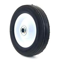 Arnold Steel Wheel with 50 lb. Load-Rating - 6-Inch x 1.5-In