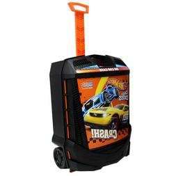 Hot Wheels Storage Case Kids Car Carrying Organizer Box Roll