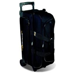 Streamline 3 Ball Roller Bowling Bag by Storm- Black
