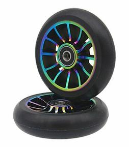 aibiku Pro Stunt Scooter Wheel 100mm Replacement Wheels with