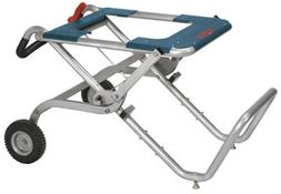 Table Saw Stand Portable Folding Gravity Rise with Wheels 52