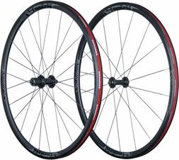 Vision Team 30 Comp Wheelset - 700c QR x 100/130mm HG 11 Bla