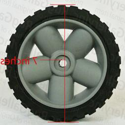 "Wheel Tire 7"" x 1.7"" Lawn Mower Cart Wheelbarrow Trolley Rep"