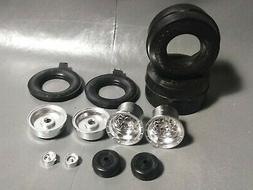 top fuel dragster slicks tires and wheels