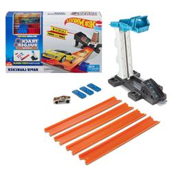 track builder rapid launcher playset