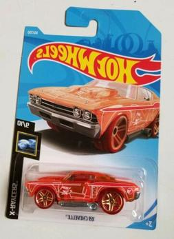 Hot Wheels Treasure Hunt * '69 Chevelle * New In Package LOO