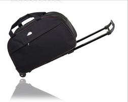 Trolley Suitcase Rolling Luggage bag with wheels for men and