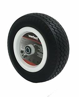 "Tubless Flat Free 10"" Tire Wheel for Hand Truck Tire dolly w"
