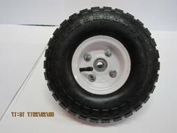 """Utility Wheels / Tires: 4.10/3.50-4 with 5/8"""" Bearings - 10"""""""