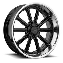 American Racing VN507 Rodder 17x7 5x114.3 +0mm Gloss Black W