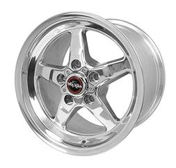 Race Star Wheels 92-510154DP 92 Series Drag Star Wheel Size: